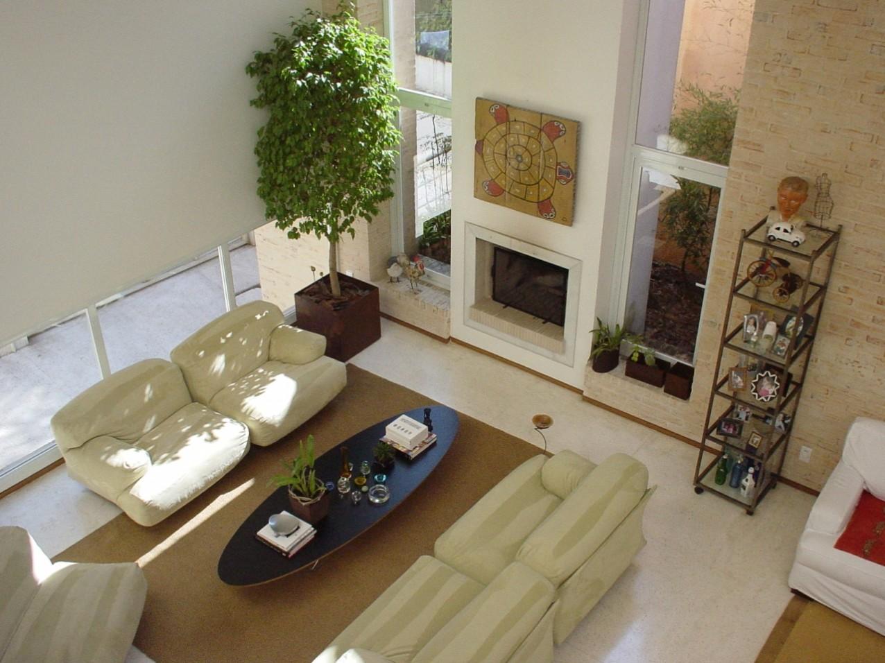 Residencial Alto da Boa Vista - Visão superior Sala de