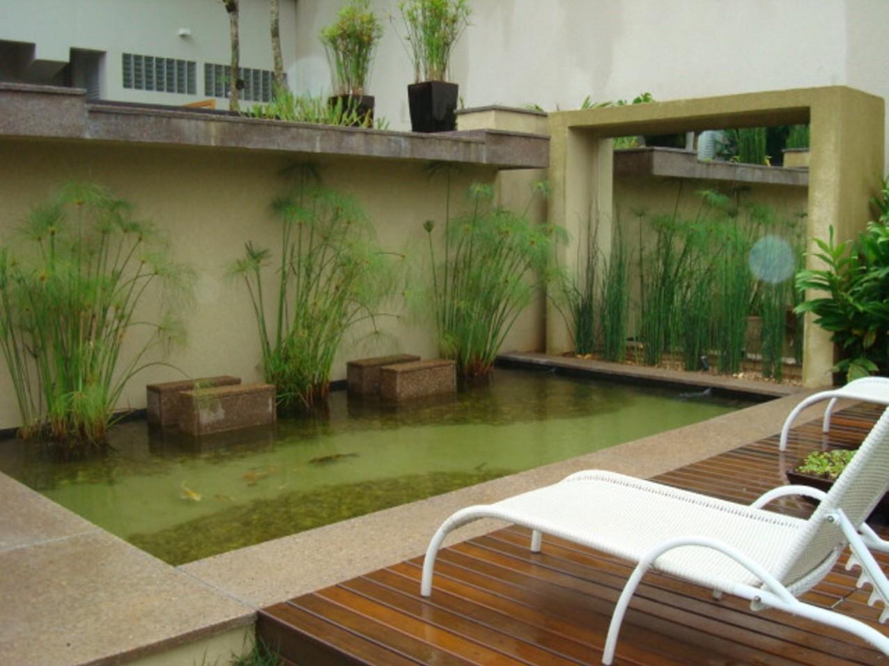 Obra residencial Alphaville - Lagoa