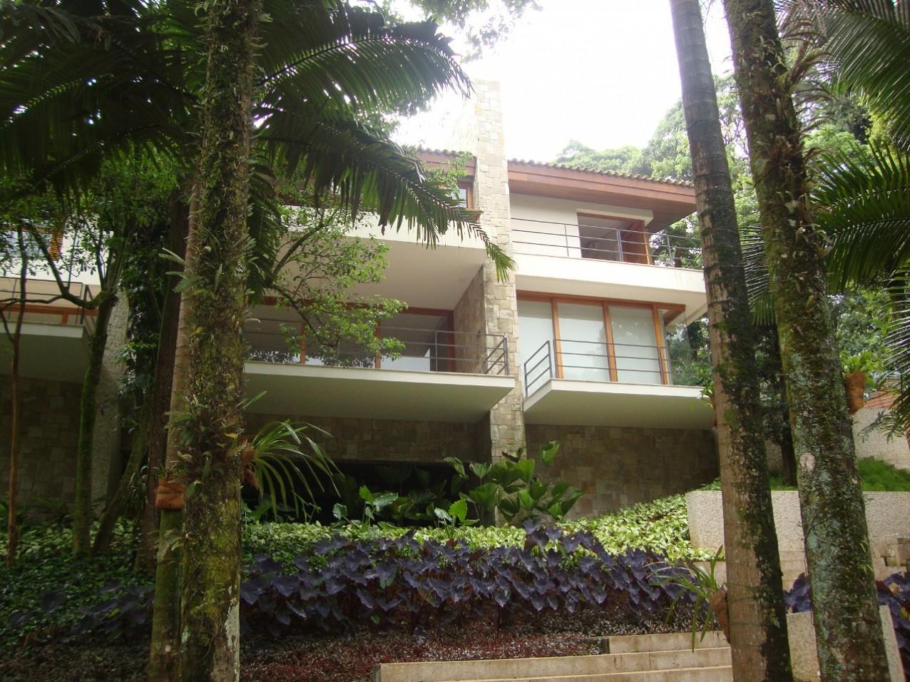 Obra residencial Chácara Flora I - Jardim