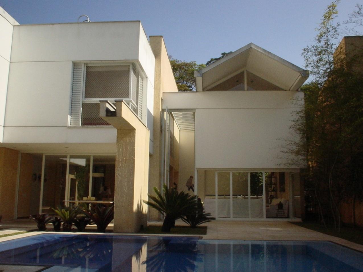 Residencial Alto da Boa Vista - Piscina