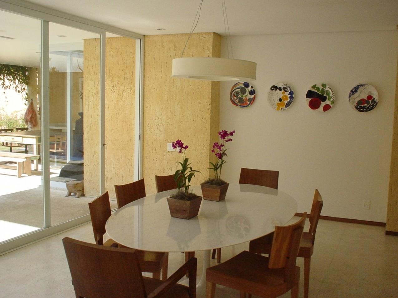 Residencial Alto da Boa Vista - Sala de jantar