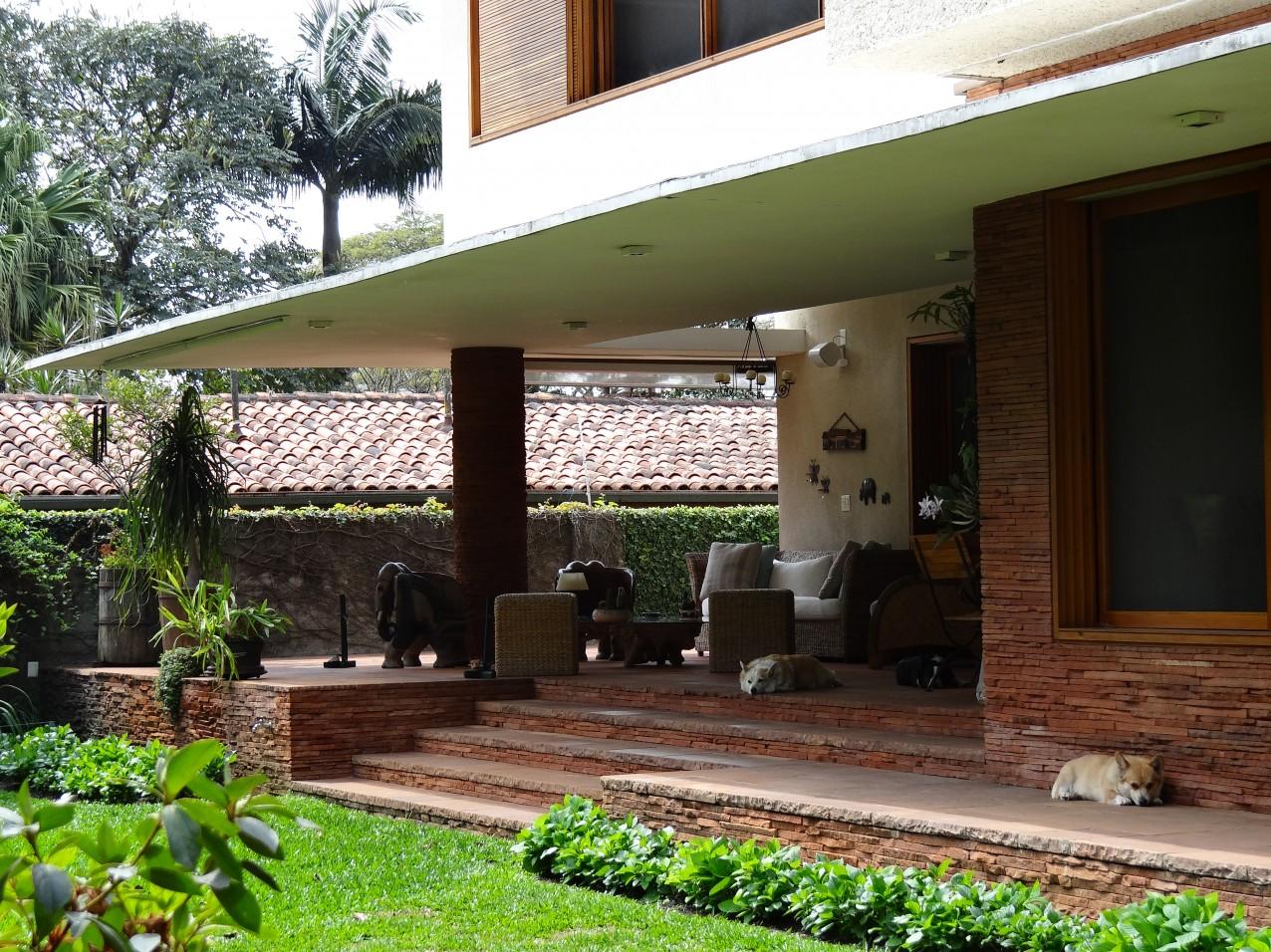Obra residencial Alto da Boa Vista III - Varanda