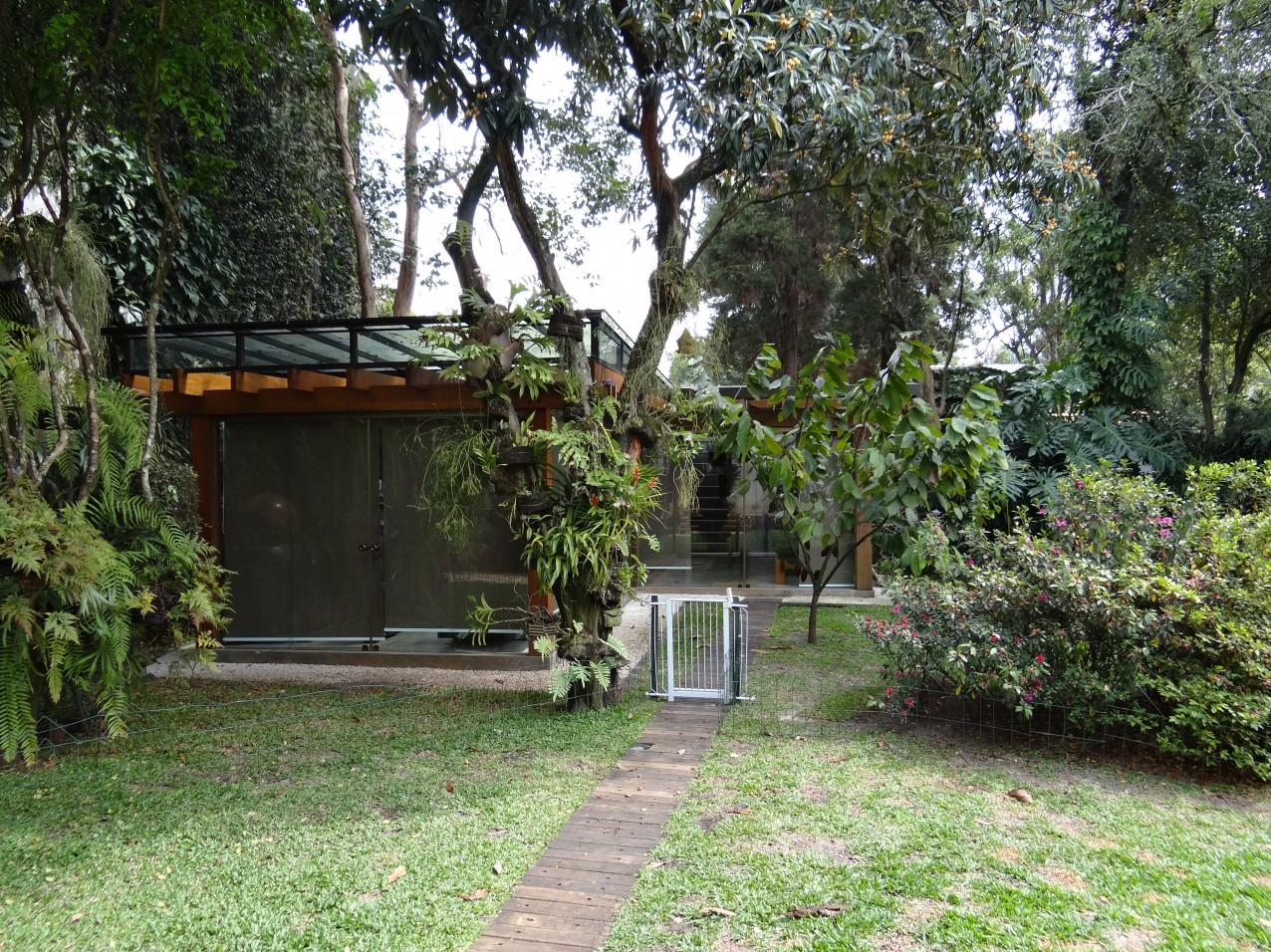 Obra residencial Alto da Boa Vista III - Jardim